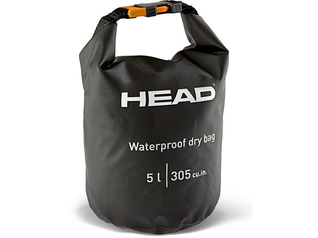 Head Mini Dry Bag, czarny